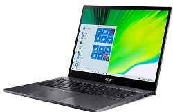 "Acer Spin 5 13.5"" Touchscreen FHD Intel Core i5 8GB 2-in-1 Antimicrobial Laptop w/MS Office 2019 LARGE"