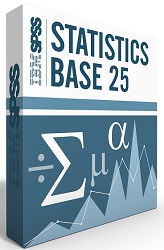 IBM SPSS Statistics Base Grad Pack v.25.0 12-Month License for Mac (Download)