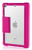 STM Dux Case for iPad Mini 4 with FREE Bluetooth Speaker (Magenta)