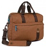 "STM Judge 15"" Laptop Brief with FREE! Microsoft Office 2016 for Windows (Desert Brown)"