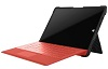 STM Dux Case for Microsoft Surface 3 with FREE Car Charger (Red)