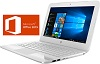 "HP Stream 11.6"" Intel Celeron 4GB 32GB eMMC Laptop w/MS Office 2019 (Snow White) (Refurbished)_THUMBNAIL"