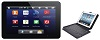 "Supersonic Matrix SC-1010JBBT 10.1"" Quad-Core Android 4.4 Black Tablet w/Keyboard Case"