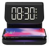 Supersonic UV Sterilizer Alarm Clock with Wireless Charger (On Sale!) THUMBNAIL