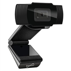 Supersonic Full HD USB Webcam with Built-in Microphones (On Sale!) LARGE