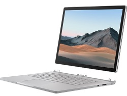 "Microsoft Surface Book 3 13.5"" Pixel Sense Display Tablet PC with Windows 10 Pro & Office 2019 LARGE"