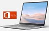 "Microsoft Surface Laptop Go 3 12.4"" Touchscreen with Windows 10 Pro & Office Pro 2019 (4 Configs) THUMBNAIL"