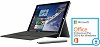 Microsoft Surface 3 Intel Atom 4GB RAM Tablet Bundle with MS Office 2016 (Refurbished)