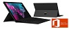 Microsoft Surface Pro 6 Bundle Intel Core i5 256GB SSD 8GB RAM w/MS Win 10 Pro & Office Pro 2019