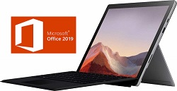 Microsoft Surface Pro 7 Intel Core i3 4GB RAM 128GB Bundle with Office Pro 2019 LARGE