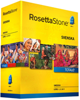 Rosetta Stone Swedish Level 1-3 Set DOWNLOAD - MAC