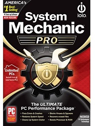 IOLO System Mechanic Pro Whole Home License (Download) LARGE