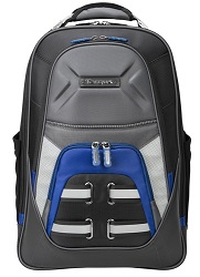 "Targus 15.6"" DrifterQuest Expandable Checkpoint-Friendly Backpack (On Sale!)"