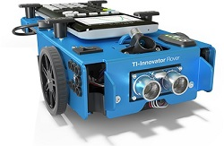 Texas Instruments STEMRV/PWB/8L1/A TI-Innovator Rover from