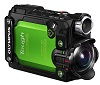 Olympus Tough TG Tracker Outdoor Ultra HD Action Cam (Green)