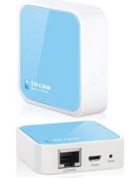 TP-LINK TL-WR702N N150 Wireless Nano Travel Router