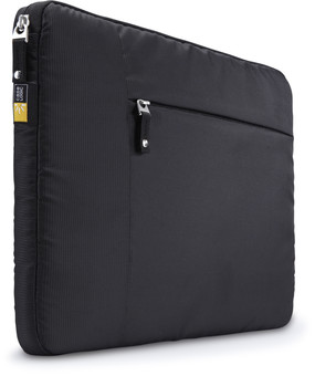 "Case Logic 13"" Laptop Sleeve with Pocket (Black)"