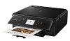 Canon PIXMA TS6220 Multifunction Wireless Injket Printer (Black) THUMBNAIL