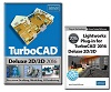 TurboCAD Deluxe 2016 for Windows with Lightworks Plug-In (Electronic Software Download)