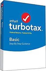 Intuit TurboTax Basic 2016 Tax Software Federal + Federal E-File (Mac/Win) (CD/DVD)