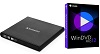 Verbatim External Slimline CD/DVD Reader/Writer with Corel WinDVD Pro 12 (On Sale!)