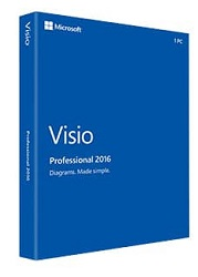 Microsoft Visio Professional 2016 (Download)