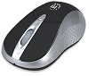 Manhattan Viva Wireless Bluetooth Mobile Mouse