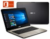 "ASUS VivoBook 14"" FHD AMD A9 8GB RAM Notebook PC with Microsoft Office Pro 2019 (Chocolate/Gold)_THUMBNAIL"