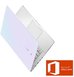 "ASUS VivoBook S433 14"" FHD Intel Core i5 8GB RAM Laptop with Microsoft Office Pro 2019 LARGE"