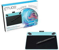 Wacom Intuos Art Blue Tablet - Small