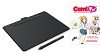 Wacom Intuos Creative Black Tablet with FREE Manga Software (Small)
