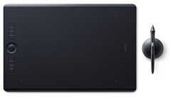 Wacom Intuos Pro Tablet with Pro Pen 2 (Large) (Commercial)