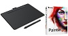Wacom Intuos Creative Black Tablet (Small) with Corel Painter 2020 THUMBNAIL