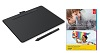 Wacom Intuos Creative Black Tablet (Small) with Adobe Photoshop &  Premiere Elements 2020 (DVD) THUMBNAIL