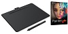 Wacom Intuos Creative Bluetooth Wireless Black Tablet with Corel Painter 2019 (Medium)