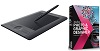 Wacom Intuos Pro Pen & Touch Tablet with Xara Photo & Graphic Designer (Small)