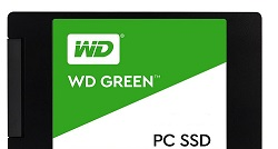"WD Green 2.5"" 240GB Internal SSD Solid State Drive (On Sale!)"