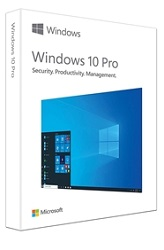 Microsoft Windows 10 Pro 32-Bit/64-Bit P2 (USB Flash Drive) LARGE