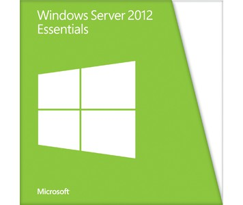 Microsoft Windows Server 2012 Essentials 64-Bit 2 CPU with 25 Client Access Licenses