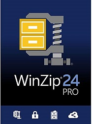 Corel WinZip 24 Pro for Windows (Download) LARGE