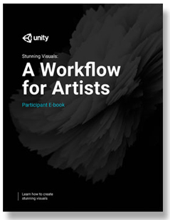 Stunning Visuals: A Workflow for Artists Instructor Materials LARGE