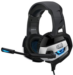Adesso Xtream G2 Stereo USB Gaming Headphone/Headset with Microphone (On Sale!) LARGE