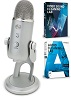 Blue Microphones Yeti USB Microphone Production Bundle for Windows