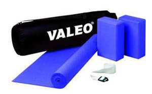 Valeo YOK Yoga Kit with BONUS