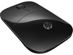 HP Z3700 Wireless Mouse (Black) LARGE