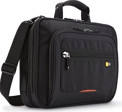 "Case Logic Security Friendly Carrying Case for 14"" Notebooks"