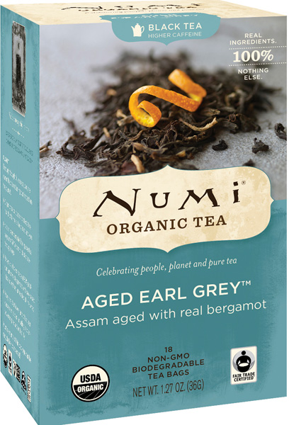 Numi Tea - Aged Earl Grey