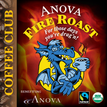 Anova Fire Roast Coffee Club