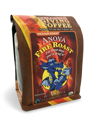 Anova Fire Roast - Medium Roast