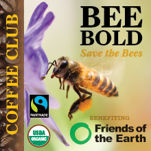 BEE BOLD Coffee Club